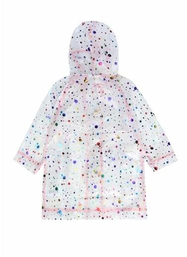 Beymen Kids Yağmurluk Beyaz